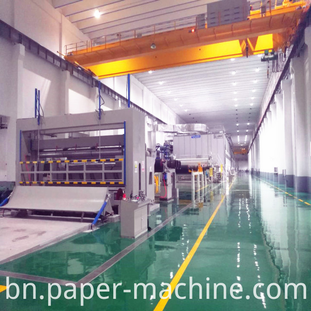 Paper Slitting Cutting Machine