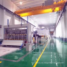 Máquina rebobinadora de papel de alta velocidad