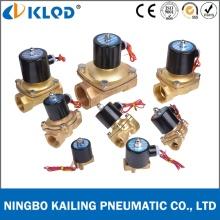 """2W250-08 1/4"""" Brass Water Solenoid Valve 220V AC"""