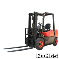 1.5 Tons Diesel Forklift(3.3-meter Lifting Height)