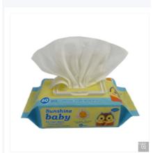 Spunlace-Vliesstoff-nasses Baby-Feuchtpflegetücher