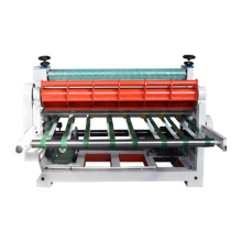 Computer control heavy type corrugated paperboard rotary sheet cutter