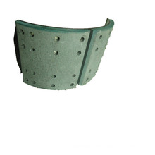 Trailer Axle parts Brake Shoe and Brake Lining assembly