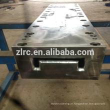 molde do pultrusion do frp que faz o molde do perfil do sulco da fibra de vidro do perfil