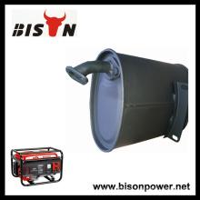 BISON CHINA TaiZhou Silenciador Super Silenciador Manufacturing Geradores
