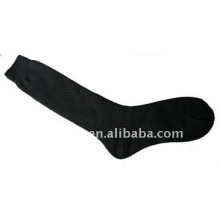 knitted cotton soft long men army socks
