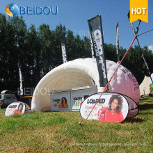 Factory OEM Party Events Tents Inflatable Publicité Camping Wedding Outdoor Gonflable Tente