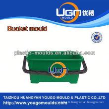 Taizhou usine de moules / moulage par injection Chine injection, moule en plastique pour seau avec poignée