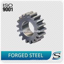 Engranaje de acero forjado / de forja modificado para requisitos particulares de OEM / ODM