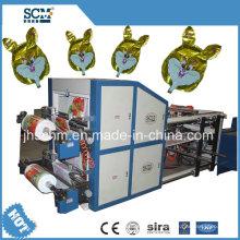 Máquina termoformadora de plástico de alta velocidad