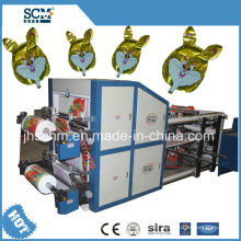 Máquina termoformadora de plástico de alta velocidade