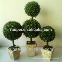 bonsai tree plant / home decor plastic tree