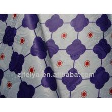 Africa Printed Damask Shadda Fabric FEIYA Textile New Jacquard Fashion Guinea Brocade Polyester Garment