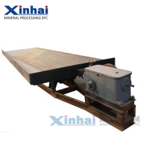 Convenient Adjustment Gold Separating Machine Mining Shake Table Group Introduction