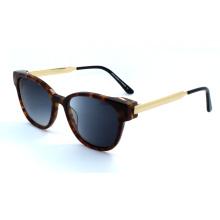 Gafas de sol de metal con lente AC (C0045)
