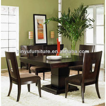 Home furniture modern dining table and chair XY0790