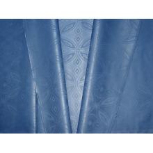 African fabric guinea brocade boubou damask polyester jacquard fabric