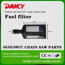 5200 5800 4500 chainsaw parts fuel filter