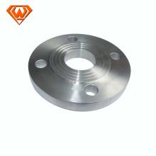 fabrication d'une bride carrée ronde pour le mélange de bobines