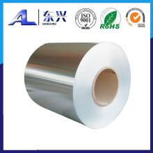 Papel de aluminio industrial Roll