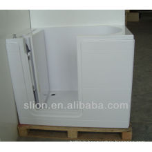 FRP Walkin Bathtub for the Disabled People
