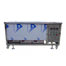 Three-slot Semi-automatic Ultrasonic Cleaning Machine