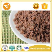 Halal Alimentos para cães e gatos Alimentos para animais de estimação com alimentos Alimentos em lata de gato