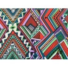 Poly Span Stretch Printed Fabric (ART NO. UWY8186-pH4)