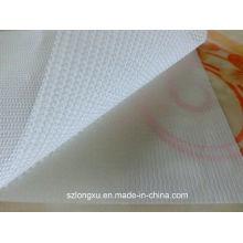 Ткань сетчатого ПВХ для рекламной печати