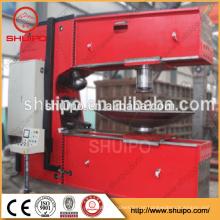 máquina de giro principal dished, máquina de expansão principal do prato, máquina de flangeamento inferior do prato para o tanque