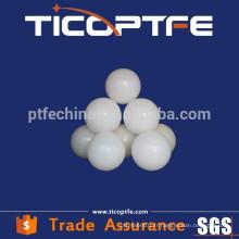 Boules ptfe de 18 mm de diamètre usd0.8 / pc