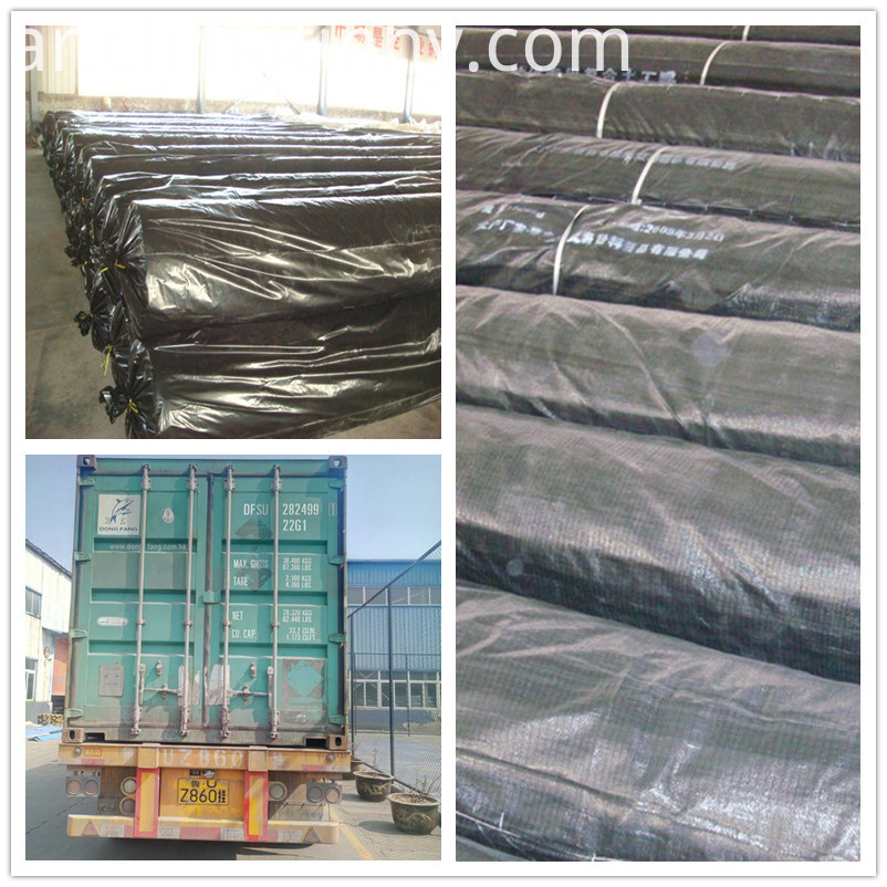 HDPE GEOMEMBRANE FOR SHRIMP POND
