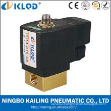 Direct acting 3/2 way plunger solenoid valve KL6014