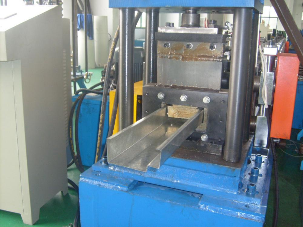 Experienced Galvanized Steel Door Frame Making Machine