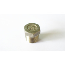 Stainless Steel Pipe Fittings-Hexagon Plug