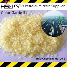 C5 Hydrocarbon (Petroleum) Resin for Road Marking Paint