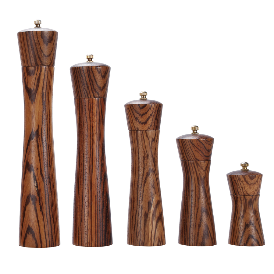 Wooden Salt And Pepper Mills