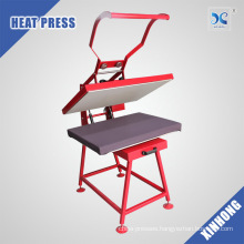 XINHONG Auto Open 60x80 Manual Large Format Sublimation Heat Press Machine
