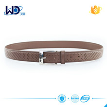 Custom PU High Quality Sport Golf Belt