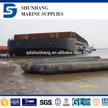 Dia2.5mx20m Marine inflatable rubber balloon