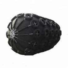 Defensas de goma marinas neumáticas de amarre marino de ciervos para buque