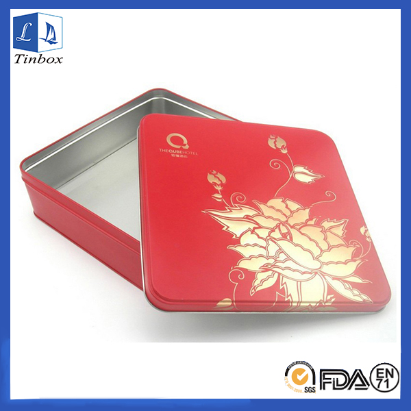 Cookie or Cake Gift Tin Box