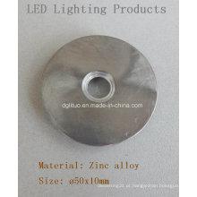 Produtos de iluminação LED / liga de zinco Die Casting