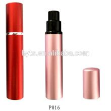 Botella de perfume de aluminio 10ml 12ml