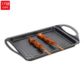 Nonstick Diecasting Grill pan Oven Safe