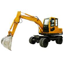 20ton wheel excavator  micro excavator agent price