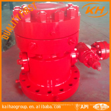 API 6A 10000psi Boîtier de tête de puits et assemblage de tête de tube