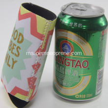 Percetakan Custom Neoprene Folding Dapat Coolers