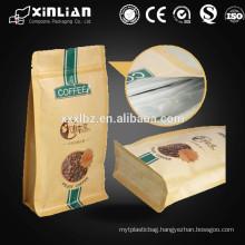 washable kraft paper bag for kraft paper bag with window
