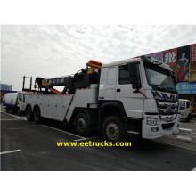 HOWO Camiones grúa para servicio pesado de 50 toneladas